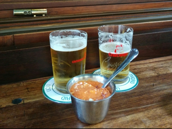 Bar Madrid -- Leon, Spain